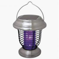 Multifunctional Portable Sparking Solar Insect Killer