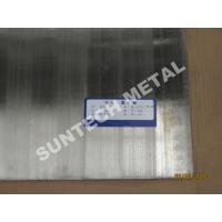 N02200 / Ti B265 Gr.1 Nickel / Titanium Clad Sheet for Electrolyzation