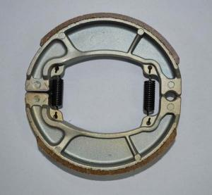 China Motorcycle brake shoe manufacturer and supplier in China, TITAN2000, TWISTER on sale