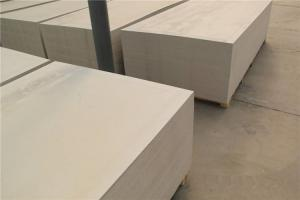 China 12mm Calcium Silicate Panels Corrosion Resistance For Industrial Resident Indoor Ceiling on sale