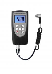 China 400mm Bluetooth Ultrasonic Wall Thickness Gauge 4 Digit 10 mm LCD on sale