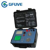 Contact Resistance DC 200A MicroOhm Meter Tester With Printer