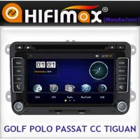 "2 Din 7"" TFT Touch Screen Car DVD Player with GPS & BT & TV & Ipod & RDS for VW"