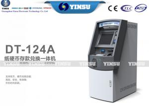 China Bank UPS Uninterrupted Power Supply Cash And Coin Deposite Exchange System on sale