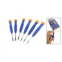 China 6PCs Handy Precision Screwdriver Set Phillips Slotted,Cell Phone Repair Tool on sale