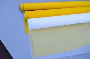 China Plain Weave Polyester Silk Screen Printing Mesh 90T - 48dia 230 Mesh on sale