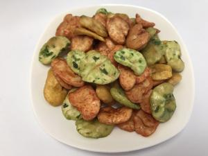 China Mixed Roasted Broad Beans Health BenefitsGMO - Free Kosher Halal Certified on sale