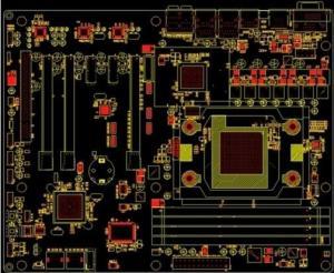 Mini Computer Electronic Printed Circuit Board OEM PCBA PCB