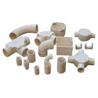 Durable Brass / Copper Electrical Conduit Fittings With Polishing Small Size