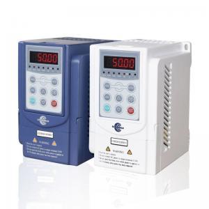 China 12V Frequency Inverter For 3 Phase Motor , Custom VFD Inverter For Solar Pump on sale