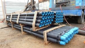 China API Standard Well Drilling Pipe , Custom Diameter Rock Drill Accessories on sale