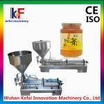 Semi automatic horizontal filling machine for sale