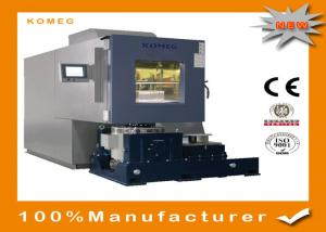 China Electronic Temperature Humidity Climatic Test Chamber / Vibration Testing Machine on sale