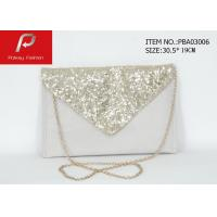2013 fashion handbag, PU handbag/clutch, lady handbag/clutch, sequin handbag/clutch