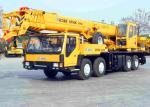 Durable Safety Transportion Hydraulic Truck Crane QY50K-II