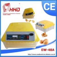 96% Hatching Rate Cheap Small Birds Used Chicken Egg  Incubator Hatching 50 Eggs