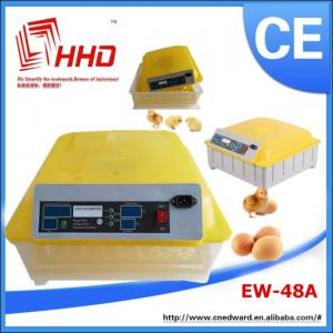 China 96% Hatching Rate Cheap Small Birds Used Chicken Egg  Incubator Hatching 50 Eggs on sale