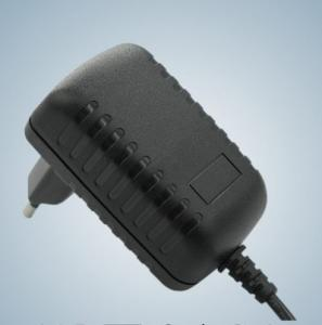 Quality Electronic 11W Universal AC Power Adapter EN60950 Black With Wide Range for sale