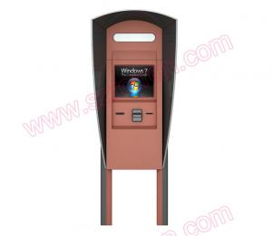 China High Safety All weather Outdoor waterproof IP65 outdoor kiosk on sale