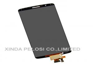 China LG G3 Phone LCD Screen AAA Grade / New Original 2560x1440 Pixel IPS / TFT Material on sale
