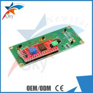 China IIC / I2C 1602 LCD module for Arduino Provides Libraries , 20 IO Port UNO Control Board on sale