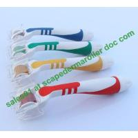 LED micro needle face roller acne scars