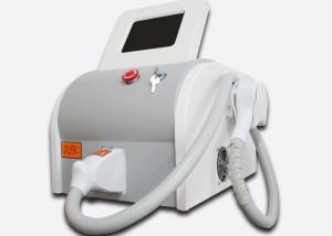 China TEC + Sapphire 808 Diode Laser Depilation Machine , Luminous Laser Hair Removal Machine on sale