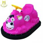 Hansel amusement equipments luna park children ride on electric cars