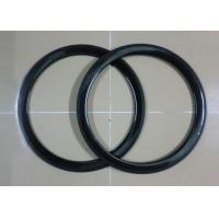 Carbon Road Rim 700C-50C With Basalt /Alloy Brake Side For Clincher Tire