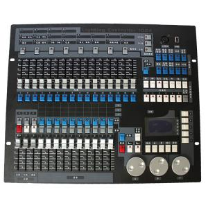 China 1024 Channel DMX LED Controller Easy Update 100 Program To Record For Stage Light on sale