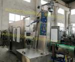 PET Bottle Carbonated Drink Filling Machine 7000BPH Multiple Functions Monoblock Filler