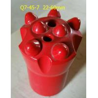 22-60mm Tapered Drill Bits Tungsten Material With Max Drilling Performance