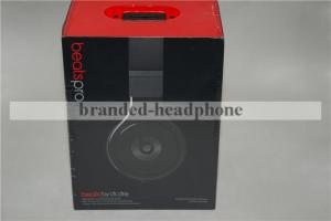China 2013 New Beats By Dr Dre Versions Detox headphones pro headphone supplier