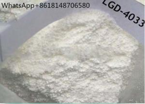 China LGD-4033 SARMS Raw Powder Active Pharm Ingredient Ligandrol For Bulking Up on sale