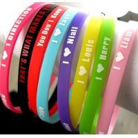 Silicone wristbands Sports Silicone Bracelets