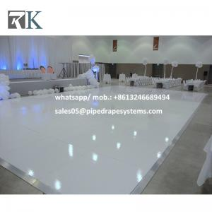 China Supplier Plywood Dance Floor Panels Commercial Party Flooring - Glass floor panels for sale