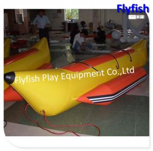 China banana boat water sled on sale