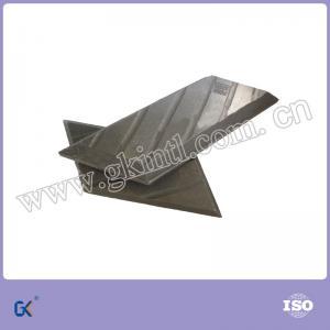 China 700BHN Bimetal high chrome white iron astm abrasion resistance wear parts SKID BARS on sale