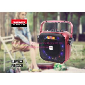China Wireless Active Speakers / Active Passive Speakers with LED Light on sale