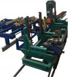 Timber Sawmill Machine Wood Cutting Vertical Band Saw Machine Band Saw Carriage
