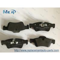 ISO9001 Front And Rear Brake Pads / Ceramic Brake Pads 0044205220