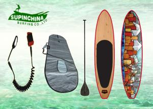 China EPS core Air Brush Surfing Sup Boards , sport beach boys / girls surfboards on sale