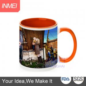 sublimation mugs with your design printing for sale sublimation