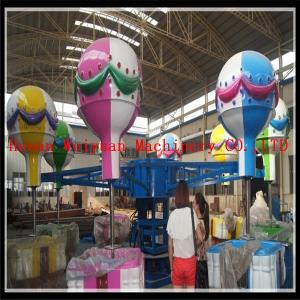 China factory direct rides kiddie rides samba balloon/hot sale fairground ride with led light on sale