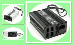 China 54.6V Battery Charger For Electric Scooter , Euro AC Cord Electric Bike Lithium Battery Charger on sale