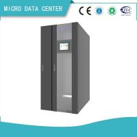 Ventilation Cooling Micro Modular Data Center With Monitoring Security Systems
