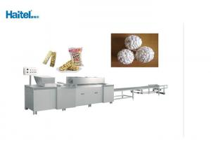 China Sushi Seeds Nuts Energy Bar Making Machine Square Round Stable Performance on sale