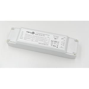 China IP20 Constant Voltage Dimmable LED Driver 1-10V , PUSH DIM LED Driver 24Vdc 75w on sale