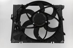 China 12 Volt Car Cooling Fan Black Automotive Cooling Fan 17117590699 17427522055 on sale