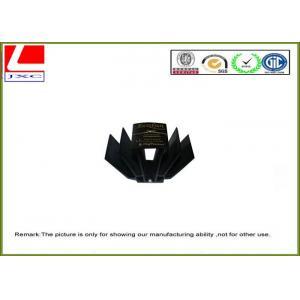 China Custom Machined Components Aluminum Heat Sink by CNC Aluminum Machining on sale